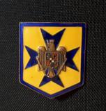 Insigna Straja Tarii - Cercetasi - Carol II - Varianta mare