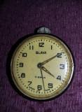 CEAS DE MASA VECHI,Ceas de masa SLAVA URSS,Functional/incomplet/MASIV,T.GRATUIT