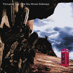 Porcupine Tree The Sky Moves Sideways reissue digipack (2cd)
