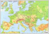 Plansa harta Europa A4 fata/verso |