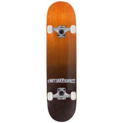 Skateboard Enuff Fade orange 31x7,75inch foto