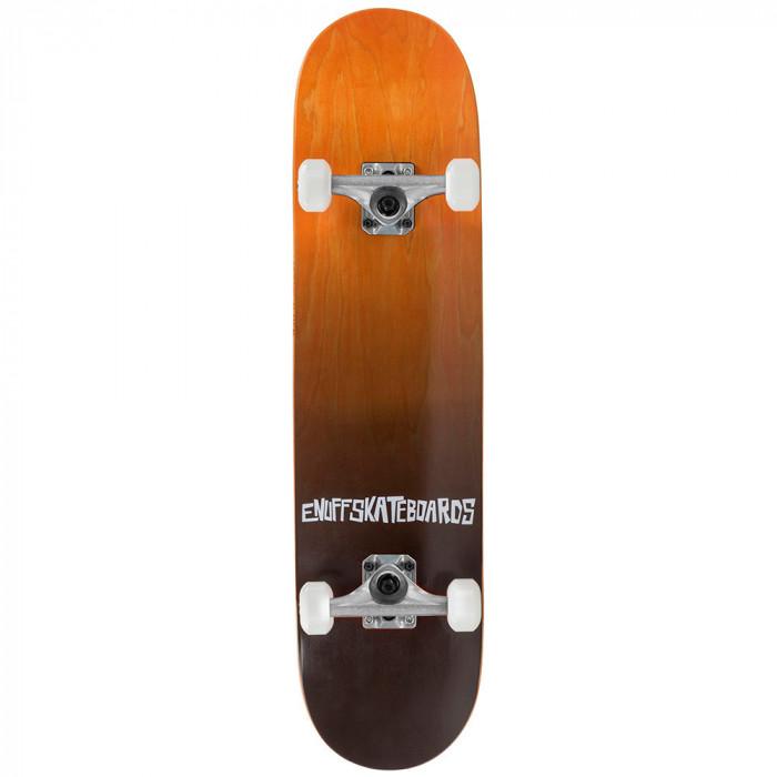Skateboard Enuff Fade orange 31x7,75inch