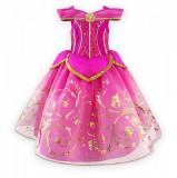 Costum/Rochie Aurora Deluxe - Sleeping Beauty, Disney