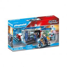 Playmobil City Action - Evadare din inchisoare