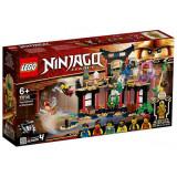 LEGO Ninjago Turneul Elementelor
