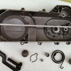 Capac Transmisie + Rac + Semiluna + Arc + Peda Scuter Chinezesc 4T - 43cm
