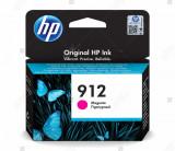 Cartus HP 912 Magenta pentru Imprimanta HP OfficeJet Pro 8023 All-in-One