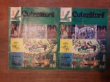 Lot 11 reviste Cutezatorii an 1971 si 1972 / C0G