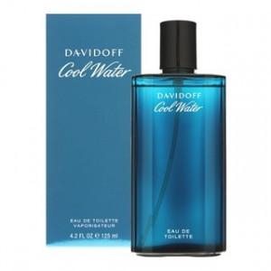 Davidoff Cool Water Man eau de Toilette pentru barbati 125 ml