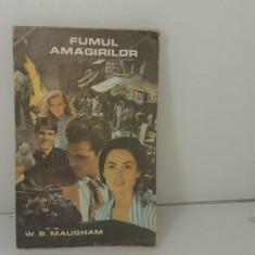 W S Maugham - Fumul amagirilor