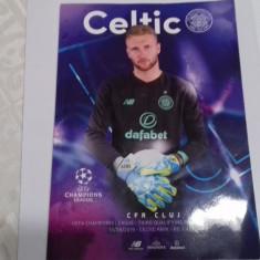 program    Celtic  Glasgow  -  CFR Cluj