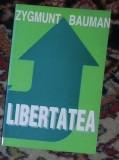 Libertatea  / Zygmunt Bauman
