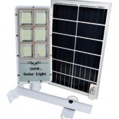 LAMPA STRADALA LED IP65 200W SMD ALB RECE