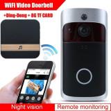 Cumpara ieftin Sonerie video inteligenta, HD 720p - Leshp