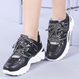 Pantofi sport dama Saima negri, 36 - 41