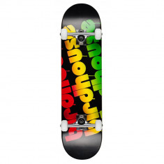 Skateboard Birdhouse Stage 1 Triple Stack Rasta 8inch