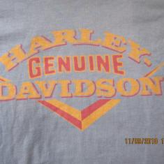 Harley Davidson Genune.Tricou Metalhead marime S/M 100% bumbac.