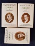 Nae Ionescu – Opere vol. 1-3  (ed. de lux, Academia Romana, 3 vol.)