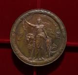 Medalie Carol I - 25 ani de domnie - 1866 - 1894