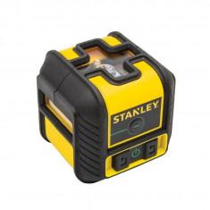 STANLEY Nivela laser verde CROSS90