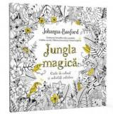 Jungla magica | Johanna Basford, Litera