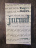 JURNAL -EUGEN BARBU