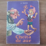 CHEITA DE AUR -  A. TOLSTOI ,  (1992)