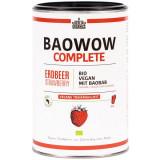 Baowow Complete cu capsuni shake bio 400g