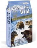Cumpara ieftin Taste of The Wild Pacific Stream Adult 13 kg + cadou 1 x ulei somon dr Bute 250 ml