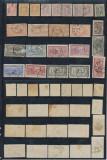 Grecia 1896-1900 lot din 24  timbre primele Jocuri Olimpice moderne