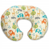 Perna Alaptare Boppy 4 in 1 PEACEFUL JUNGLE, Chicco