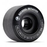 Set 4 roti Longboard Arbor Sucrose Vice 69mm/78A Black