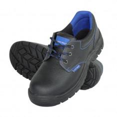 Pantofi piele Lahti Pro, brant detasabil, marimea 45