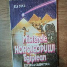 MISTERELE HOROSCOPULUI EGIPTEAN de ELY STAR , 1993