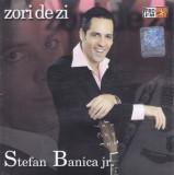 CD Rock: Stefan Banica Jr. - Zori de zi ( 2003, original, stare foarte buna )