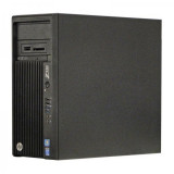 Workstation HP Z230 Tower, Intel Core i3 Gen 4 4130 3.4 Ghz, 4 GB DDR3, 250 GB HDD SATA, DVDRW