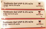 TRETINOIN 0.1% A-Ret Retin-A Retinol Riduri Acnee Tretinoina