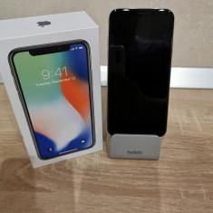 IPhone X, Argintiu