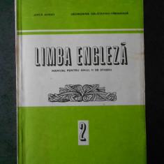GEORGIANA GALATEANU FARNOAGA - LIMBA ENGLEZA. MANUAL PENTRU ANUL II DE STUDIU