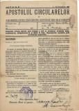 Apostolul circularelor nr 38-39, 1937 Arhiepiscopia Ortodoxa Romana