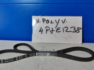Curea masina de spalat Hutchinson Poly V 4PJE1238 foto