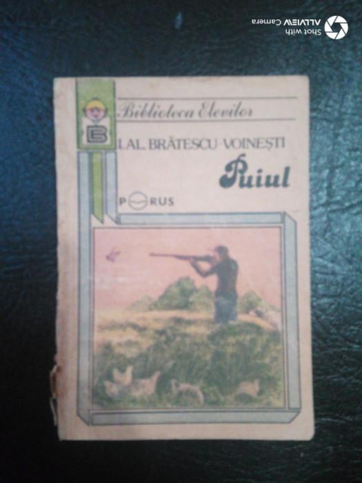 Puiul-I.Al.Bratescu Voinesti+Din Lumea celor care nu cuvanta-Emil Garleanu