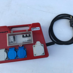 Panou electric de Santier Hilti DD-GFI 230V EU