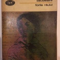 Charles Baudelaire - Florile răului
