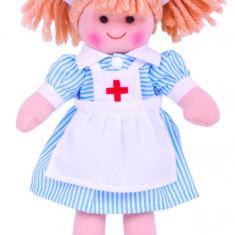 Papusa - Nurse Nancy PlayLearn Toys