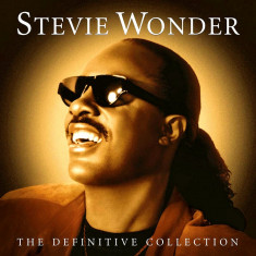 Stevie Wonder Definitive Collection (2cd)