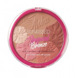 Cumpara ieftin Pudra bronzanta iluminatoare Sunkissed Tropical Bronze Highlights