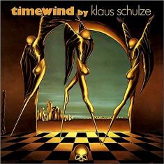 Klaus Schulze Timewind LP remastered 2017 (vinyl)