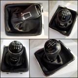 Nuca schimbator+ manson burduf VW Passat B6  din 2005-2012 rama crom