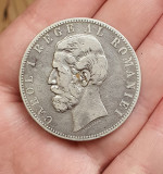 Moneda 5 lei 1883.Piesa de colectie din argint.Reducere!, Generic